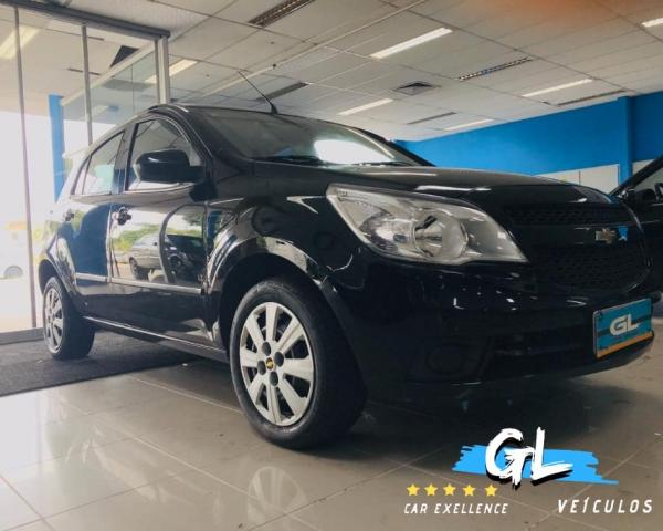 CHEVROLET AGILE 2010/2010 1.4 MPFI LT 8V FLEX 4P MANUAL - Foto 10