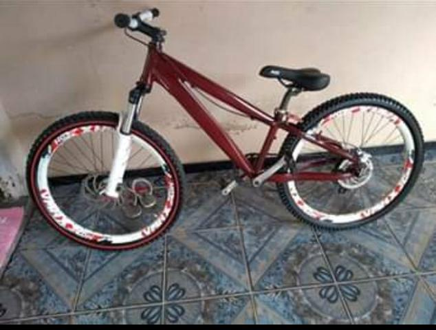 Bicicleta Vinkigx