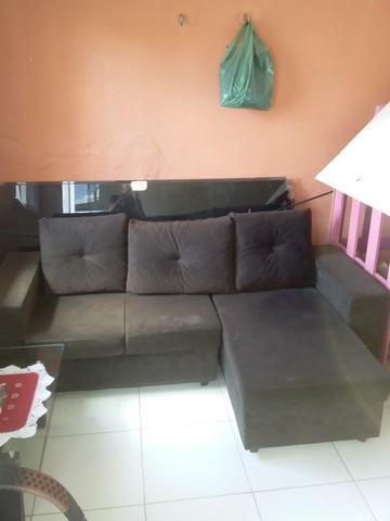 Sofa estado de novo pouco usado - Foto 2