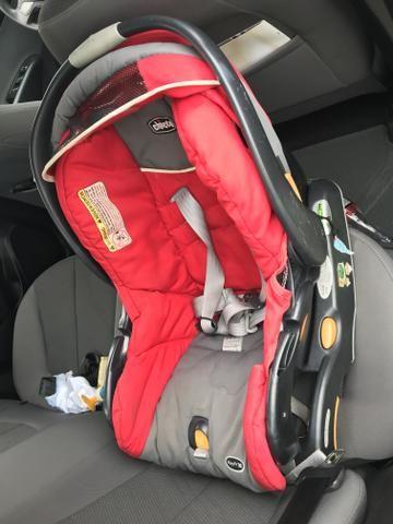 Bebê conforto Chicco com suporte - Foto 4