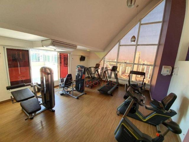 Apartamento com 4 suítes à venda, 170 m² por R$ 960.000 - Setor Bueno - Goiânia/GO - Foto 20