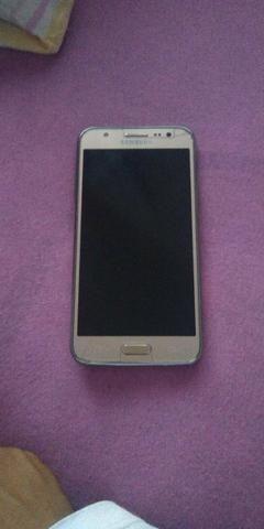 Vendo ou troco por cama box Samsung J5 Duos - Foto 2