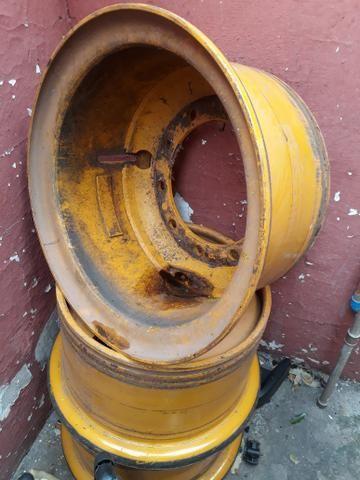 3 roda de ferro - Foto 2