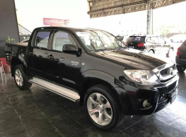 Toyota Hilux 2.7 Vvt-i Sr Cab. Dupla 4x2 4p
