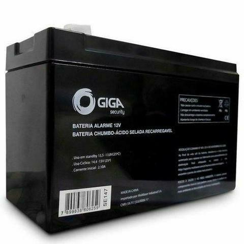 Kit Central de Choque com sirene e bateria Intelbras ELC 5001