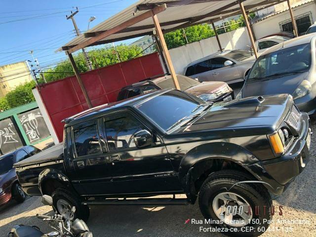 L200 4x4 2002/2002 diesel super conservada!!! - Foto 9