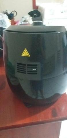 Fritadeira Eléctrica 5,5 litros-Britânia - Foto 2