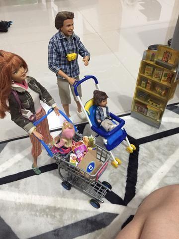 Familia da Barbie - Foto 6