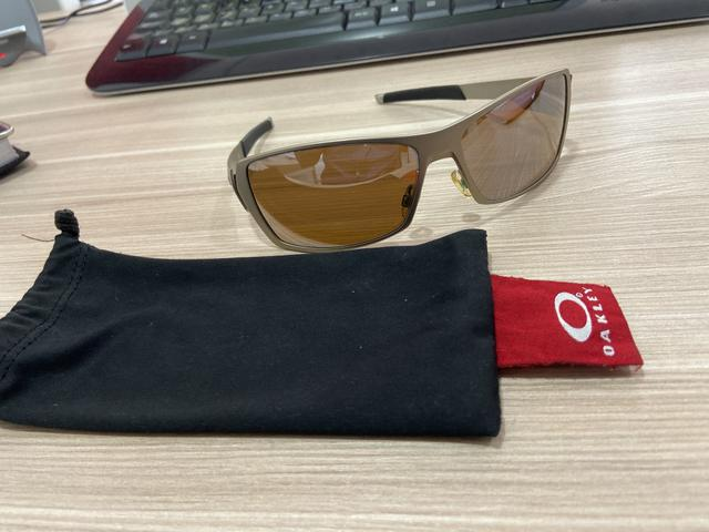 Óculos Oakley Titanium - Foto 6