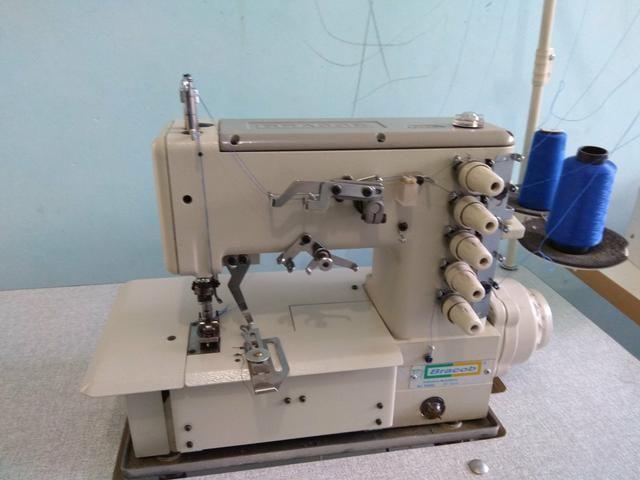 3 máquinas de costura industrial - Foto 3