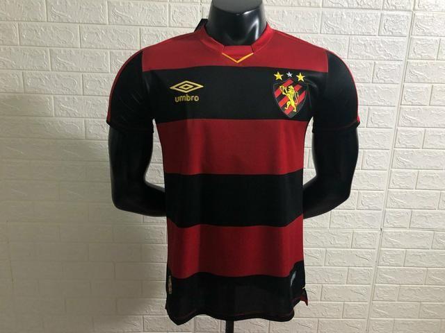 Camisas do sport 1 linha top ZAP *