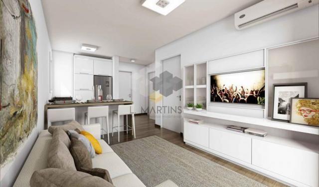 Apartamento para venda em novo hamburgo, rondônia, 2 dormitórios, 1 banheiro, 1 vaga - Foto 7