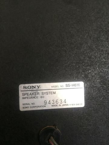 Sony ss h616 - Foto 4