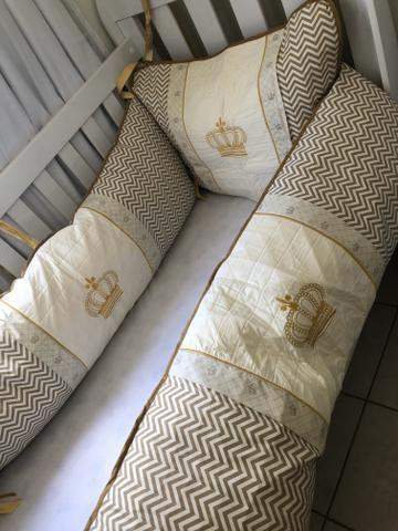 Kit berço + almofada de amamentação - Foto 2