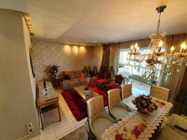 Apartamento com 4 suítes à venda, 170 m² por R$ 960.000 - Setor Bueno - Goiânia/GO - Foto 2
