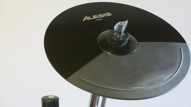 Bateria Eletrônica ALESIS DM7 USB Kit - 8 peças - Foto 3