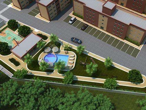 Apartamento 2/4 em Parnamirim Centro- Novo - Foto 11