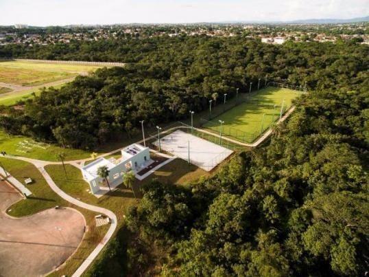 Terreno Florais Itália Cuiabá, 558,00 m², Esquina e em Frente Área Verde - Foto 3