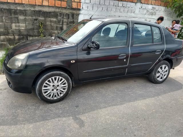Renault sedã 2005 quitado 12xno cartão - Foto 4