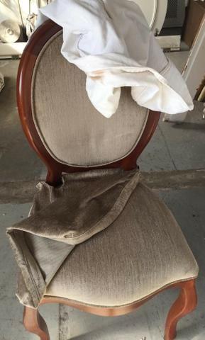 Mesa e 8 cadeiras - Foto 2
