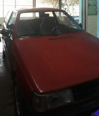 Fiat Uno S Vermelho - Foto 5