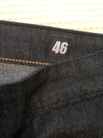 Calça jeans Makenji tamanho 46 - Foto 3