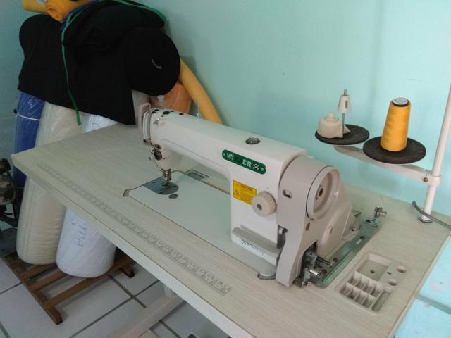 3 máquinas de costura industrial - Foto 5