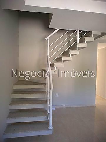 Casa nova com 3 quartos e 2 vagas no Recanto da Mata - Foto 2