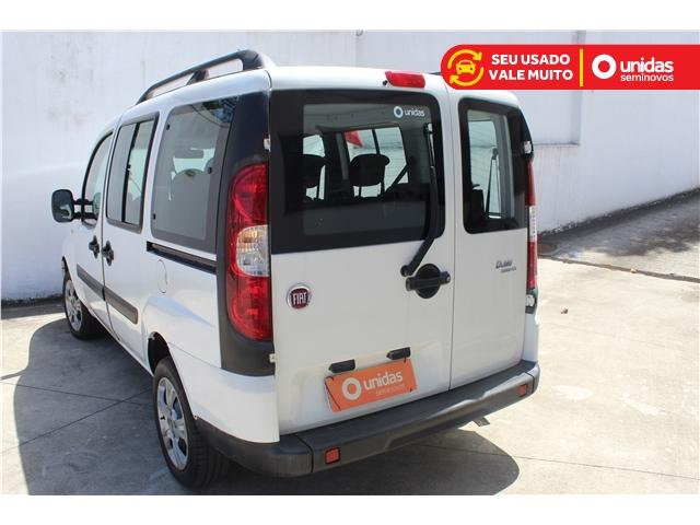 Fiat Doblo 1.8 mpi essence 16v flex 4p manual - Foto 4