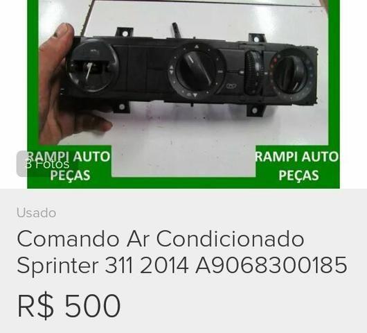 Comando Ar Condicionado Sprint 415 CDI