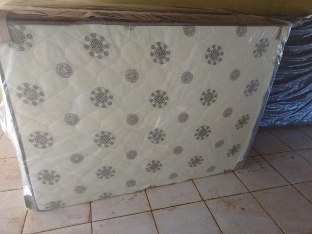Cama box casal 12 cm d45 selada