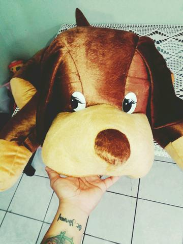 Cachorro pelúcia gigante 1M - Foto 3