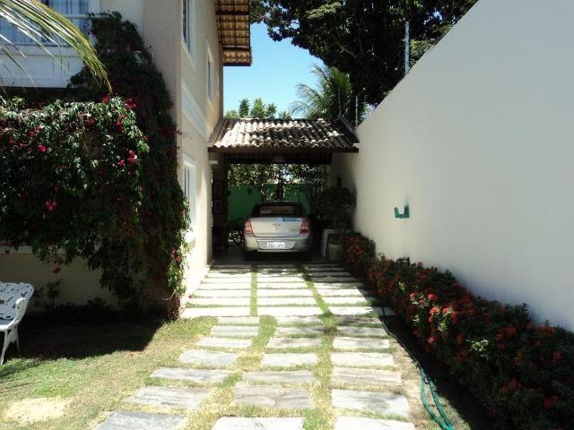 CA0597 - Casa duplex em condomínio com 3 suítes, 3 vagas e lazer no Eusébio - Foto 17