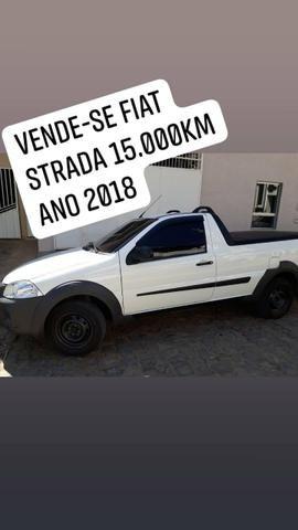 Strada Hard working 2018 nova. 15 mil km rodados - Foto 2