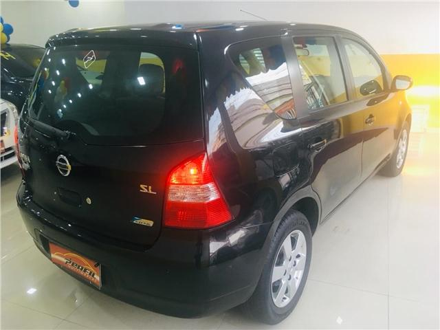 Nissan Livina 1.8 sl 16v flex 4p automático - Foto 6