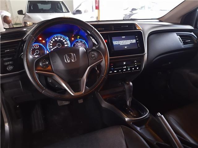Honda City 1.5 exl 16v flex 4p automático - Foto 5