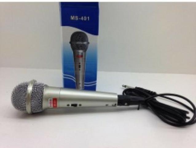 Microfone misaki com cabo