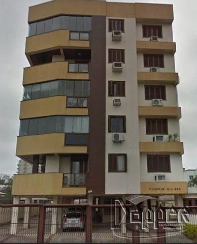 Apartamento à venda com 2 dormitórios em Pátria nova, Novo hamburgo cod:13415