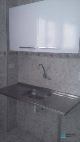 Apartamento com 2 dormitórios à venda, 60 m² por R$ 100.000 - Jóquei Clube - Fortaleza/CE - Foto 7
