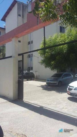 Apartamento com 2 dormitórios à venda, 60 m² por R$ 100.000 - Jóquei Clube - Fortaleza/CE - Foto 2