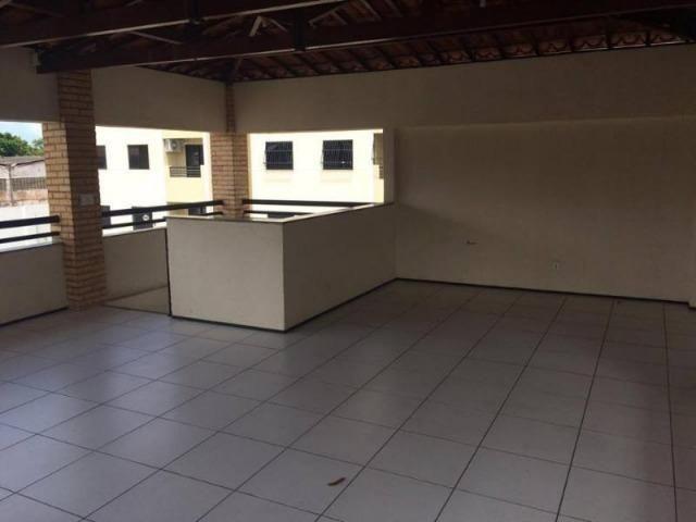 (A167)- 3 Quartos, Lazer, 60 m2, Shopping, Henrique Jorge - Foto 3