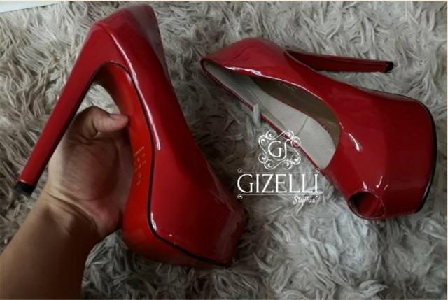 e4279e1fc5 saltos de luxo gizelli styllus  - Roupas e calçados - Coelho da ...