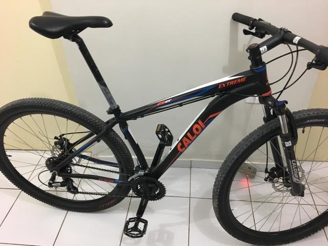 6449a7428 Bike Caloi aro 29 quadro 17 - Ciclismo - Jacintinho