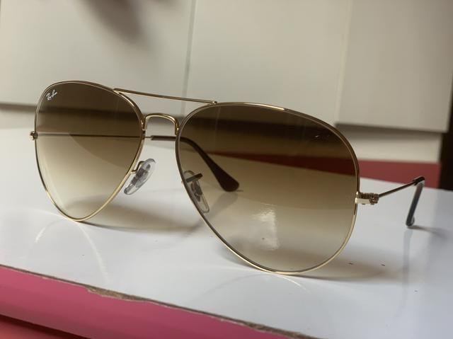 b2664f717 Óculos Ray-Ban Aviador - Bijouterias, relógios e acessórios - Vila ...