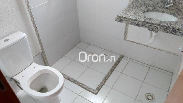 Apartamento com 2 dormitórios à venda, 56 m² por R$ 258.000,00 - Vila Rosa - Goiânia/GO - Foto 7