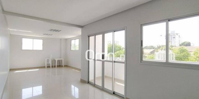 Apartamento com 2 dormitórios à venda, 56 m² por R$ 258.000,00 - Vila Rosa - Goiânia/GO - Foto 10