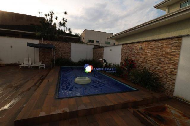 Sobrado com 4 dormitórios à venda, 380 m² por R$ 1.600.000,00 - Residencial Granville - Go - Foto 20