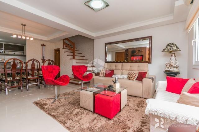 Casa à venda com 3 dormitórios em Vila assunção, Porto alegre cod:9927412