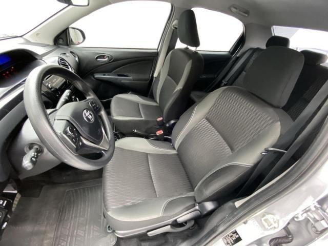 Toyota ETIOS ETIOS XS Sedan 1.5 Flex 16V 4p Aut. - Foto 15