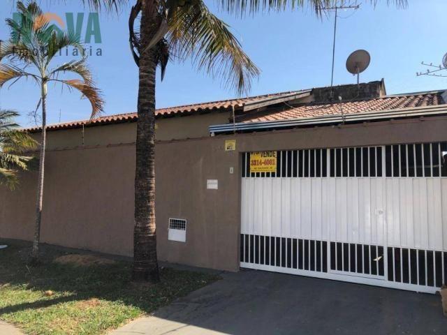 Casa com 2 dormitórios à venda, 82 m² por R$ 168.000,00 - Jardim Espírito Santo - Uberaba/